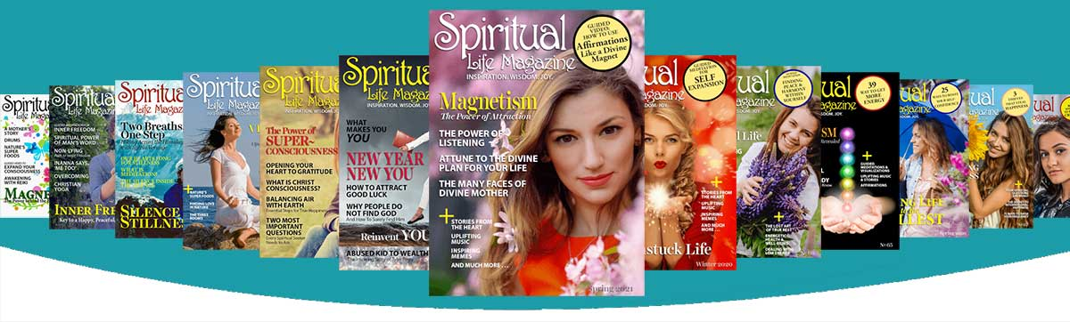 Spiritual Life Magazine