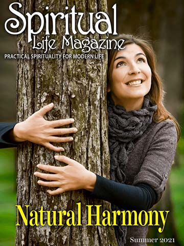 Natural Harmony for Well-Being Summer 2021 Cover